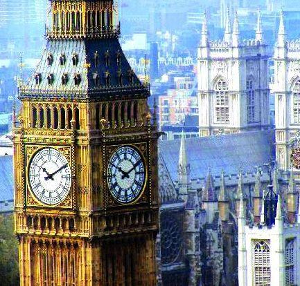 Лондон и Париж