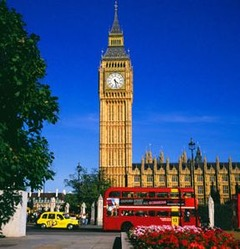 Лондон и Париж - Фотогалерия - снимка 1