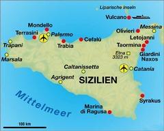 Сицилия - Fly & Drive  - Фотогалерия - снимка 2