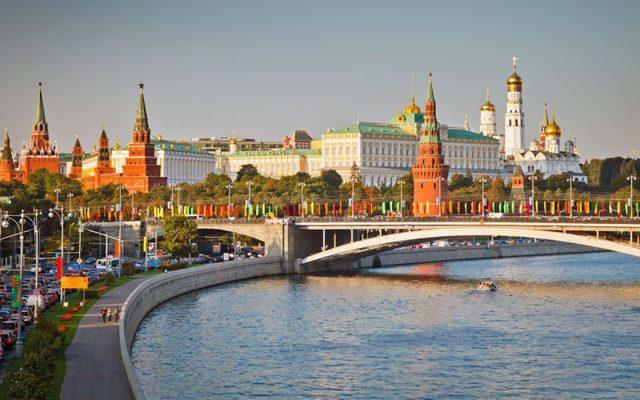 Петербург и Москва