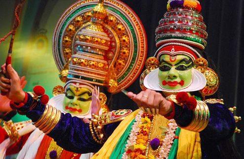 Индийска приказка - Тамил Наду и Керала