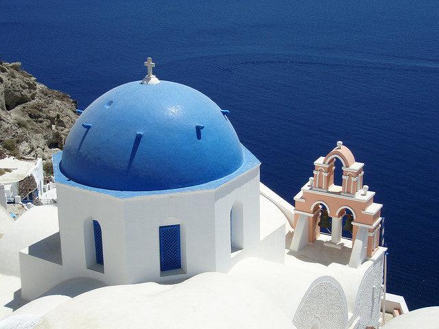 Атина и Санторини - Fly & Drive
