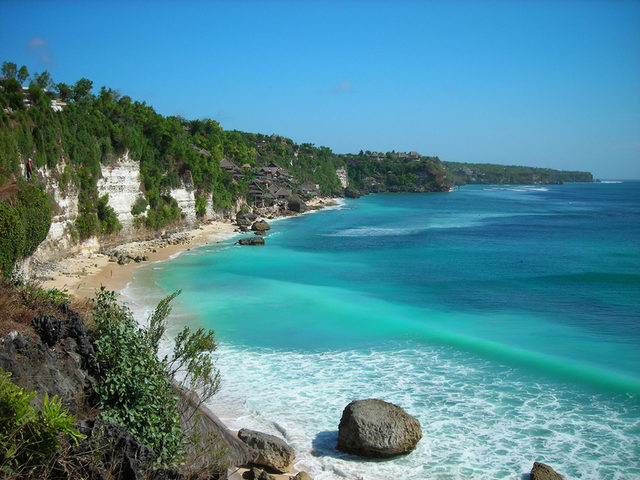 Нова година на райския остров Бали