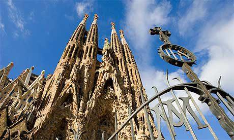 Испания - Мадрид и Барселона