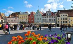 Литва, Латвия, Естония и Швеция - група - Фотогалерия - снимка 1
