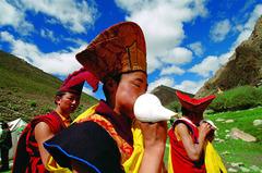 Мистичният Тибет - Фотогалерия - снимка 8