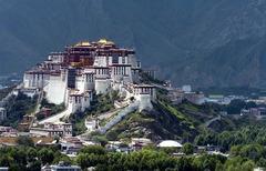 Мистичният Тибет - Фотогалерия - снимка 14
