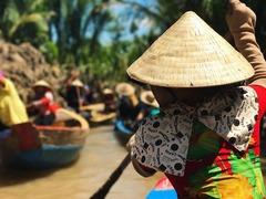 Гранд тур на Индокитай - Виетнам, Лаос, Камбоджа - Фотогалерия - снимка 21