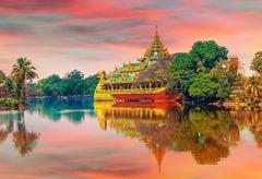 Гранд тур на Индокитай - Мианмар, Тайланд, Камбоджа и Виетнам - Фотогалерия - снимка 3