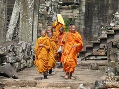 Гранд тур на Индокитай - Мианмар, Тайланд, Камбоджа и Виетнам - Фотогалерия - снимка 10