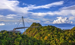 Малайзия - Куала Лумпур и остров Лангкави