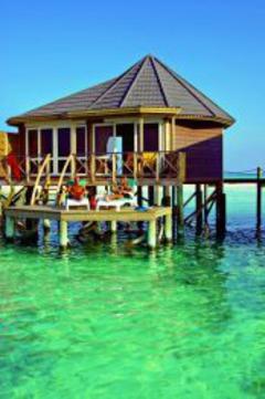 Малдиви - Kuredu Island Resort - Фотогалерия - снимка 8