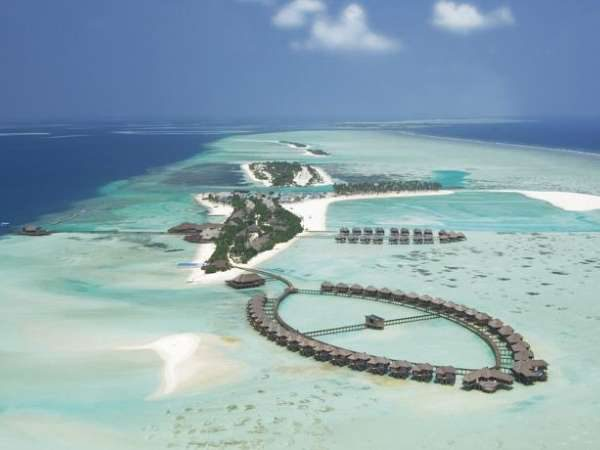 Малдиви - Olhuveli Beach and Spa Resort