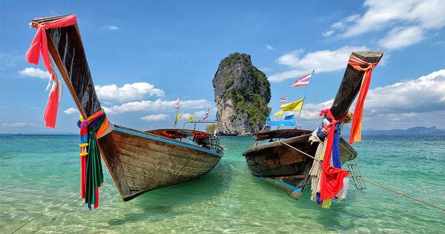 Почивка в Тайланд - Краби