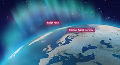 Северното сияние - Фотогалерия - снимка 1