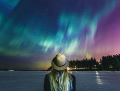 Северното сияние - Фотогалерия - снимка 3